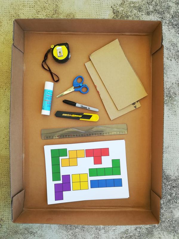 Materiel jeu tetris