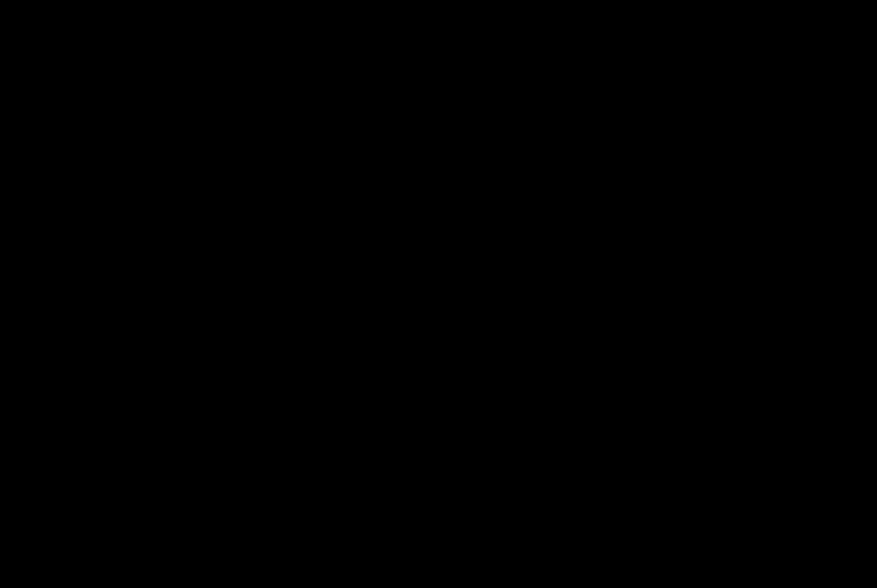 Valley fold monochrome