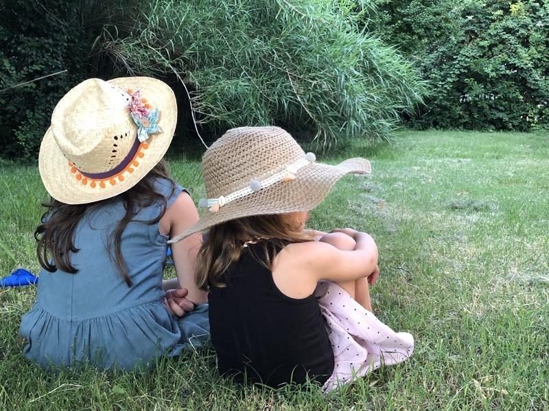 Chapeaux pompons